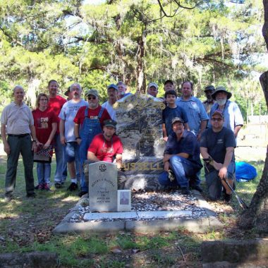 Old City Cemetery – Our Work June 25, 2016