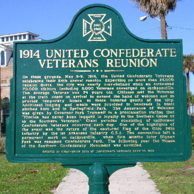 1914 United Confederate Veterans Reunion