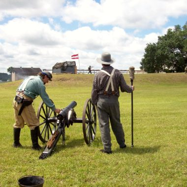 Green Cove Springs Military Museum Veterans Recognition event
